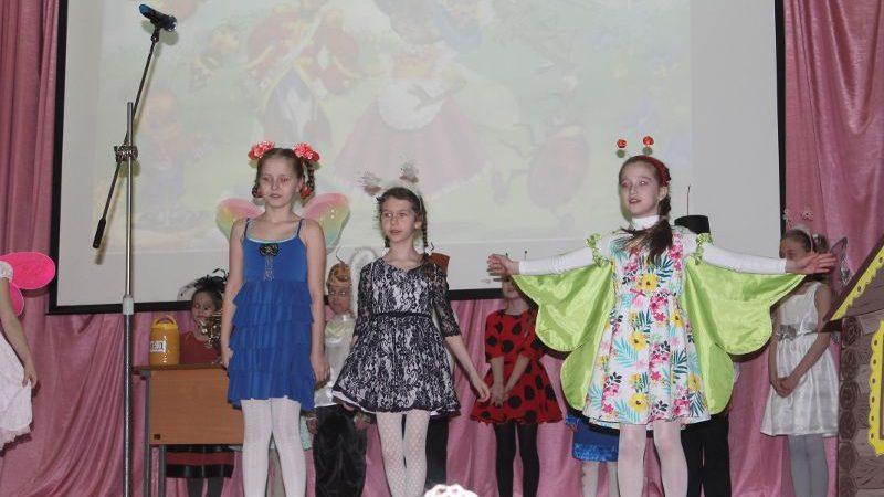 Проект «Школьные таланты»